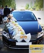 Украшение автомобилей на свадьбу в Новосибирске