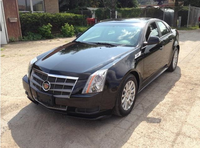 Аренда автомобиля Cadillac CTS